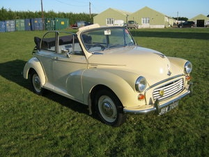 Picture of 1966 MORRIS MINOR CONVERTIBLE CONVERSION.  SOLD