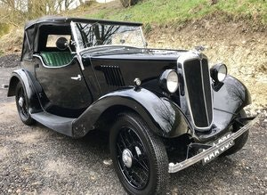 Picture of 1935 Morris Eight Two Seat Tourer - 2 owners from new SOLD