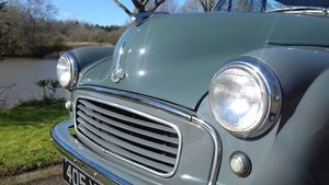 Picture of 1956 MORRIS MINOR 'FLORENCE' 2DR SALOON ~ HONEST EARLY MOGGY SOLD