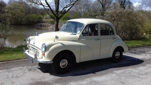 Picture of 1957 MORRIS MINOR 'CARRIE' 4DR SALOON ~ USE & IMPROVE!!      SOLD