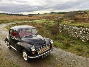Picture of 1965 Morris Minor 65k from new SOLD