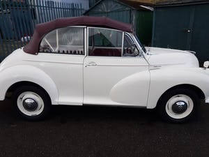 1962 Morris Minor  Convertible For Sale (picture 1 of 4)