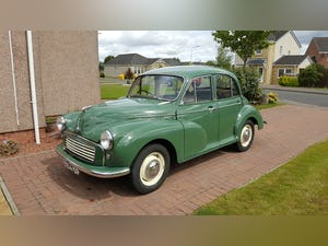 Morris Minor 1000 (1962) For Sale (picture 1 of 6)