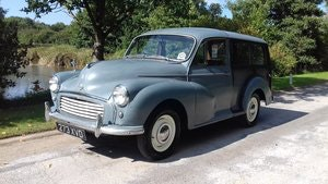 Picture of 1959 MORRIS MINOR TRAVELLER ~ EARLY 'SEMAPHORE' MODEL!!!! SOLD