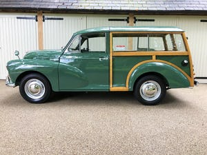 1970 Multi award winning concourse Morris Traveller  For Sale (picture 1 of 6)