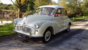 Picture of 1958 MORRIS MINOR 'FLORIE'~ EARLY 'SEMAPHORE' MODEL!!!! SOLD