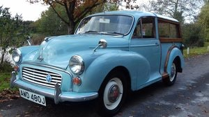 Picture of 1970 MORRIS MINOR TRAVELLER ~ STARTER CLASSIC ~ VALUE! SOLD