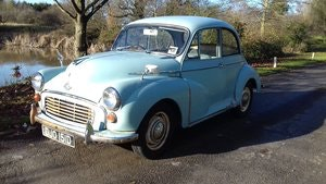 Picture of 1966 MORRIS MINOR 1000  ~ SPARES OR REPAIRS ~ RUNS & DRIVES! SOLD