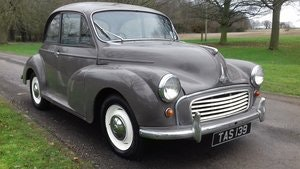 Picture of 1962 MORRIS MINOR 1000 'ROSIE' ~ NICE ENTRY CLASSIC!!!    SOLD