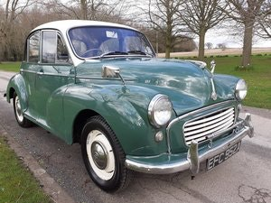 Picture of 1963 MORRIS MINOR 1000 'STANLEY' ~ VALUE ENTRY CLASSIC!!!    SOLD