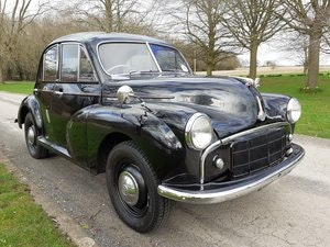 Picture of 1954 MORRIS MINOR SERIES II 'SPLIT-SCREEN' ~ INVESTMENT!!    SOLD