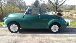 Picture of 1962 MORRIS MINOR TOURER 'FACTORY CONVERTIBLE' (MAT) ~ VALUE SOLD
