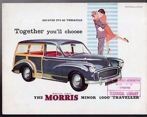 Picture of 1963 MORRIS TRAVELLERS WANTED ~ ANYTHING CONSIDERED ~ COLLECTED For Sale