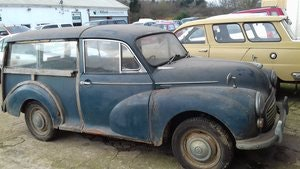 Picture of 1968 MORRIS MINOR TRAVELLER ~ BARN FIND ~ RESTO PROJECT!     SOLD