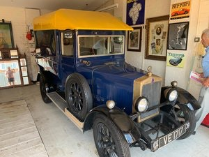 Picture of VERY RARE 1929 MORRIS COWLEY VAN For Sale