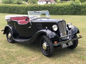 Picture of 1938 Morris Eight Series II Four Seat Tourer SOLD