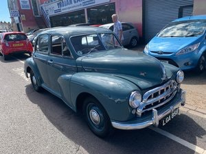 Picture of STUNNING 1953 MORRIS OXFORD For Sale