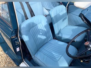 1967 Morris Minor Convertible (Factory Original) Restored example For Sale (picture 2 of 12)