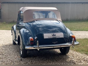 1967 Morris Minor Convertible (Factory Original) Restored example For Sale (picture 3 of 12)
