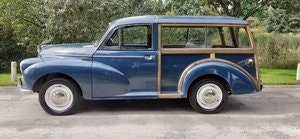 Picture of 1968 MORRIS MINOR TRAVELLER ~ GREAT ENTRY CLASSIC ~ SOLID   SOLD