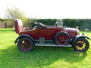 1926 Bullnose Morris Cowley Sports For Sale (picture 2 of 6)