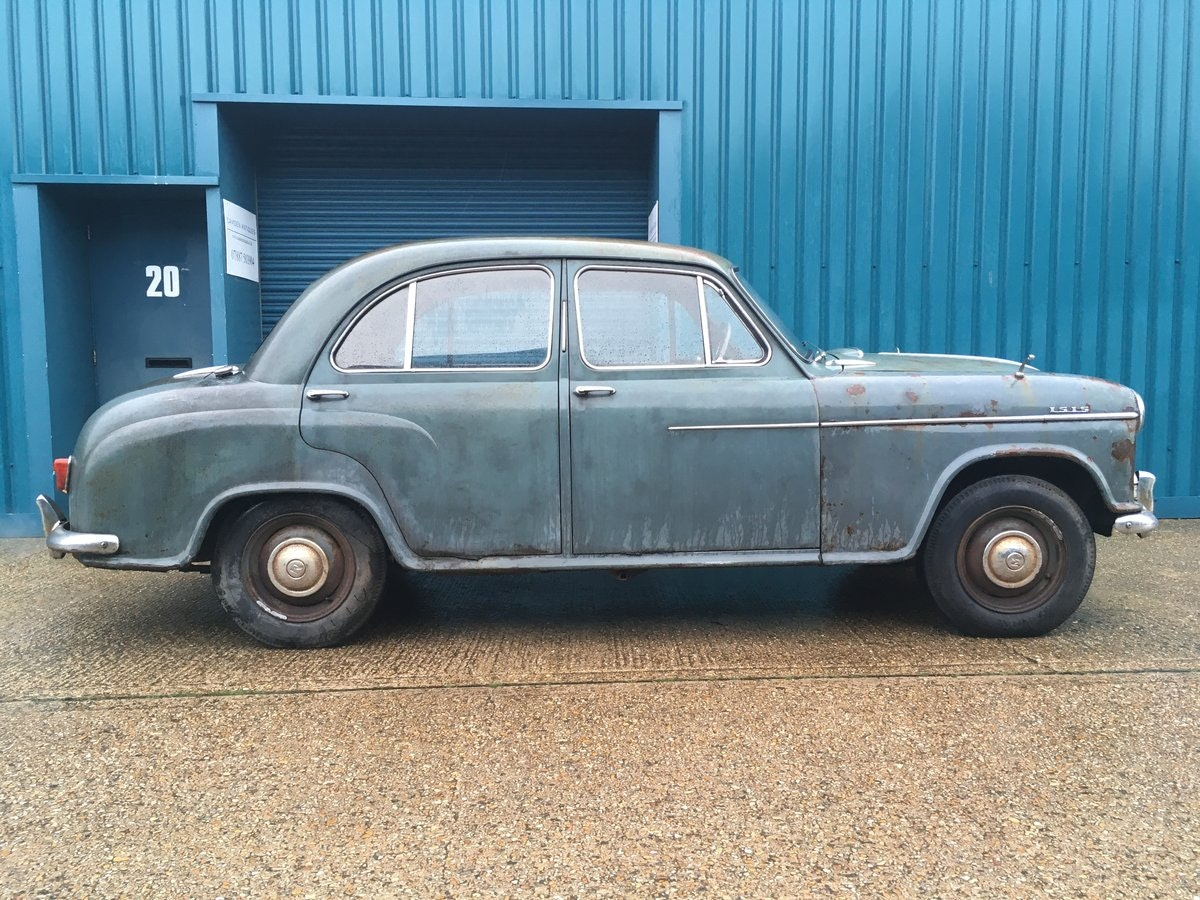1955 Morris Isis For Sale (picture 1 of 6)
