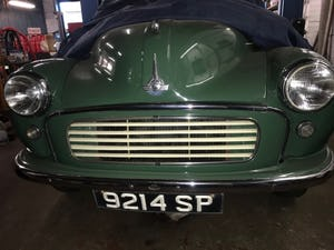 Morris Minor 1000 (1962) For Sale (picture 6 of 6)