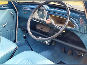 1967 Morris Minor Convertible (Factory Original) Restored example For Sale (picture 8 of 12)