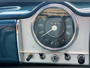 1967 Morris Minor Convertible (Factory Original) Restored example For Sale (picture 9 of 12)