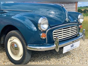 1967 Morris Minor Convertible (Factory Original) Restored example For Sale (picture 11 of 12)