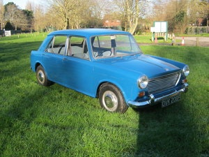 Picture of 1967 MORRIS 1100 Mk1. MOT AND TAX EXEMPT. ONLY 3 OWNERS. For Sale