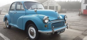 Picture of 1959 MORRIS MINOR ~ SOLID CAR ~ EASY PROJECT! REG NSJ 575 SOLD