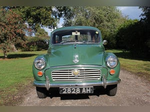 1967 Morris Minor 1000 Traveller Fully refurbished For Sale (picture 4 of 15)