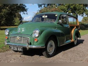 1967 Morris Minor 1000 Traveller Fully refurbished For Sale (picture 5 of 15)