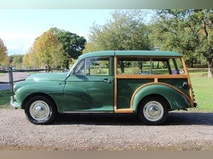 1967 Morris Minor 1000 Traveller Fully refurbished For Sale (picture 6 of 15)