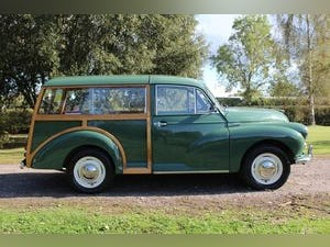 1967 Morris Minor 1000 Traveller Fully refurbished For Sale (picture 7 of 15)