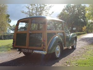 1967 Morris Minor 1000 Traveller Fully refurbished For Sale (picture 8 of 15)