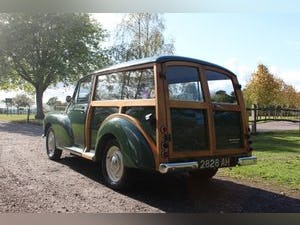 1967 Morris Minor 1000 Traveller Fully refurbished For Sale (picture 10 of 15)