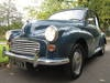 Picture of 1971 MORRIS MINOR **SOLD ~ OTHERS WANTED 07739 329 389 ~ SOLD** For Sale