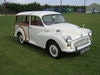 Picture of 1967 MORRIS MINOR TRAVELLER. 1 FAMILY OWNER FROM NEW SOLD