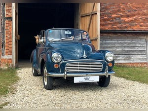 1967 Morris Minor Convertible (Factory Original) Restored example For Sale (picture 12 of 12)