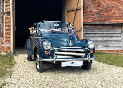 Picture of 1967 Morris Minor Convertible (Factory Original) Restored example For Sale