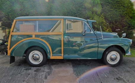 Picture of 1969 Morris traveller Now SOLD For Sale