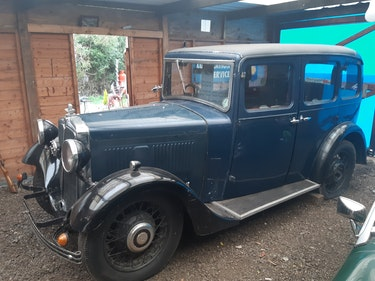 Picture of 1934 Morris 10/4 runs and drivers For Sale
