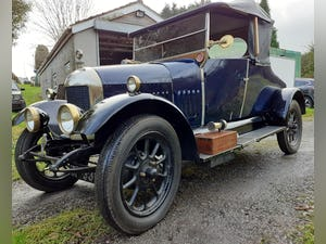 1925 Morris Cowley Bullnose 2+2 seater tourer For Sale (picture 1 of 10)