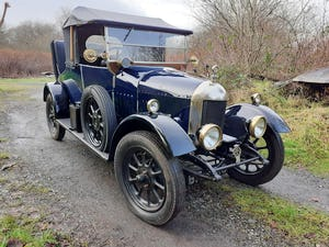 1925 Morris Cowley Bullnose 2+2 seater tourer For Sale (picture 8 of 10)