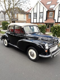 Picture of 1965 Morris minor 1000 convertible For Sale