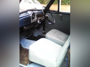 1965 MORRIS MINOR CONVERTIBLE For Sale (picture 4 of 10)