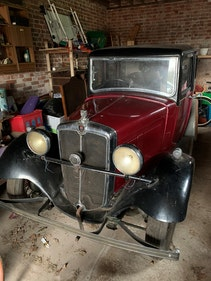 Picture of 1934 Morris 10/4 saloon For Sale