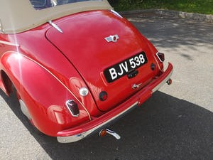 1950 Morris Minor Low light Convertible For Sale (picture 3 of 8)